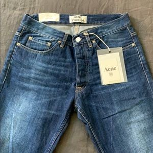NWT Acne Jeans